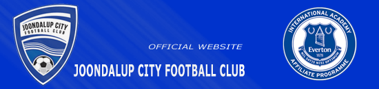 Joondalup City Football Club Website