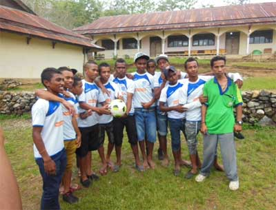Rotary Timor Kit Donation